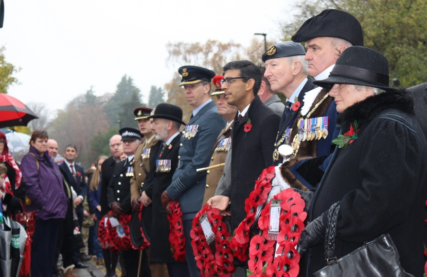 Richmond Remembrance 2018
