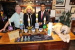 Rishi Sunak at the Foresters Arms, Carlton in Coverdale